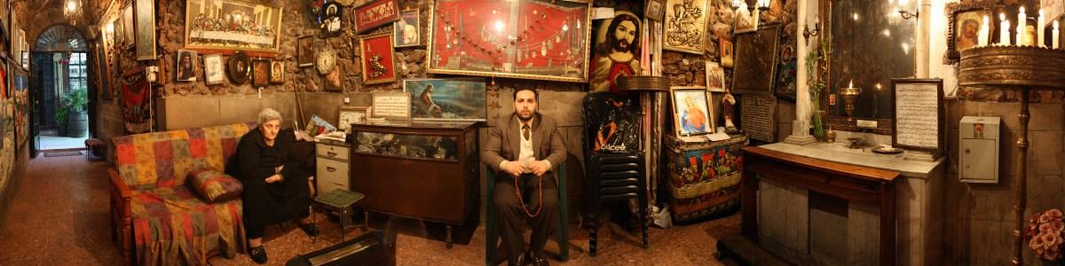 BD-Chapelle syriaque orthodoxe a¦Ç Damas -® Pe¦ünicaud 2011